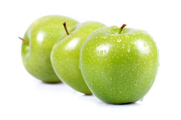 Green Apples - XLarge stock photo