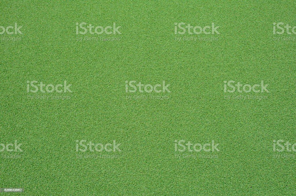 Green artificial grass or Artificial turf abstract texture background stock photo