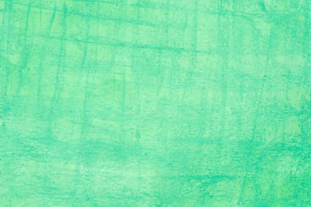 texture de fond artistique vert fait avec aquarelle et crayon sur papier - Photo
