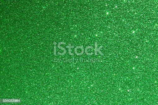 Green Shiny Background.