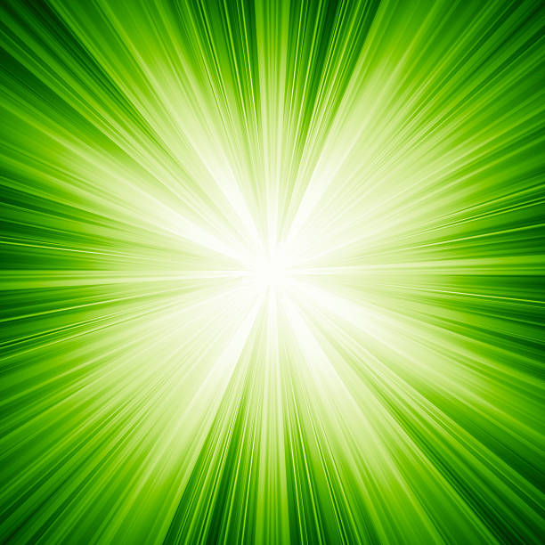 a green background with white light - midsection stock pictures, royalty-free photos & images