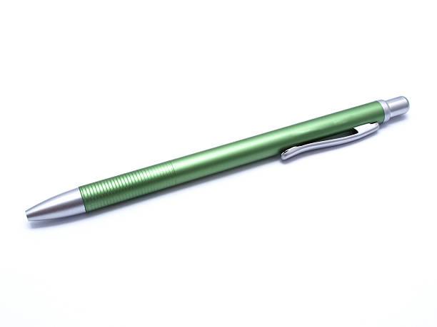Green-Kugelschreiber – Foto