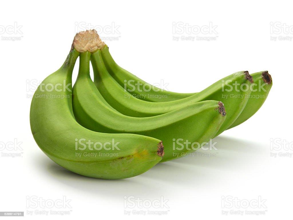 banana Pacote green - foto de acervo