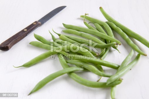Green Beans Stock Photo & More Pictures of Bean