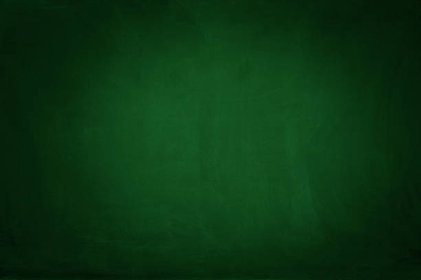 green blackboard - green background stock photos and pictures
