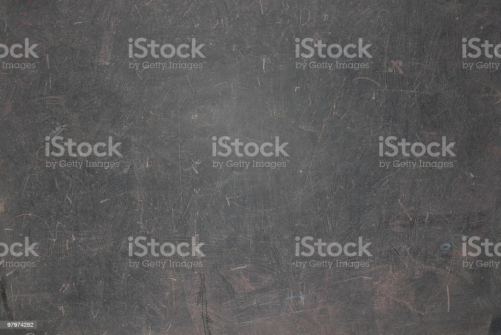 Green Blackboard royalty-free stock photo