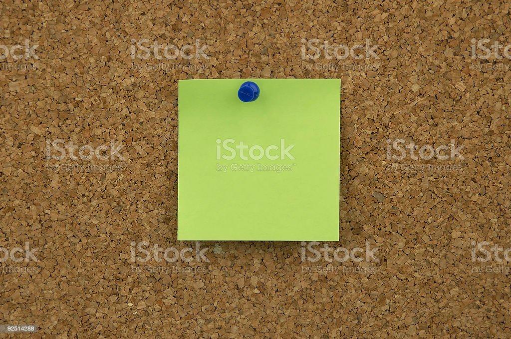 green blank royalty-free stock photo