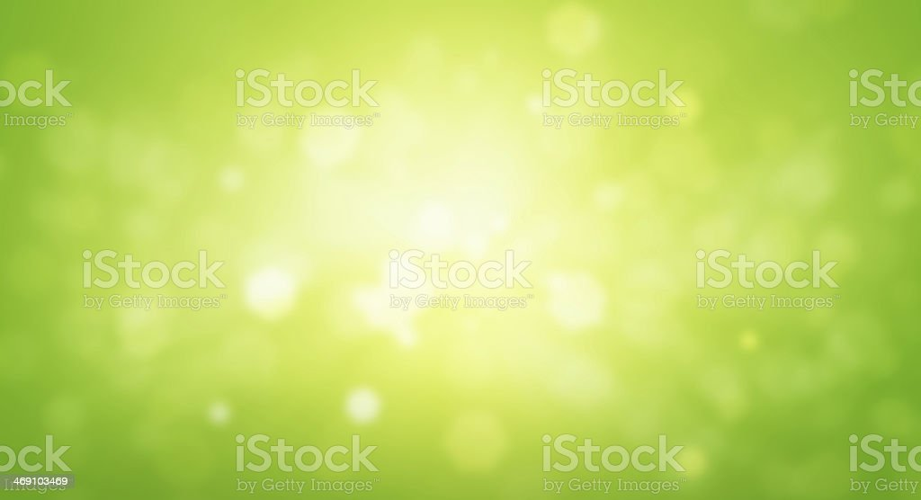 Green blur abstract background stock photo