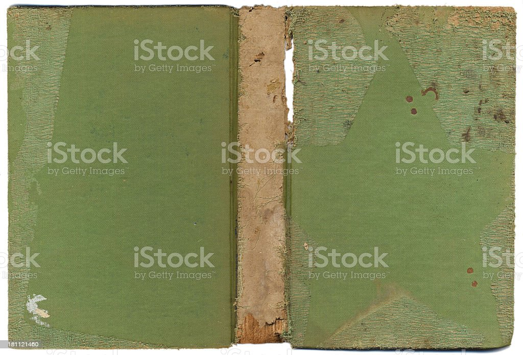 Green book royalty-free stock photo