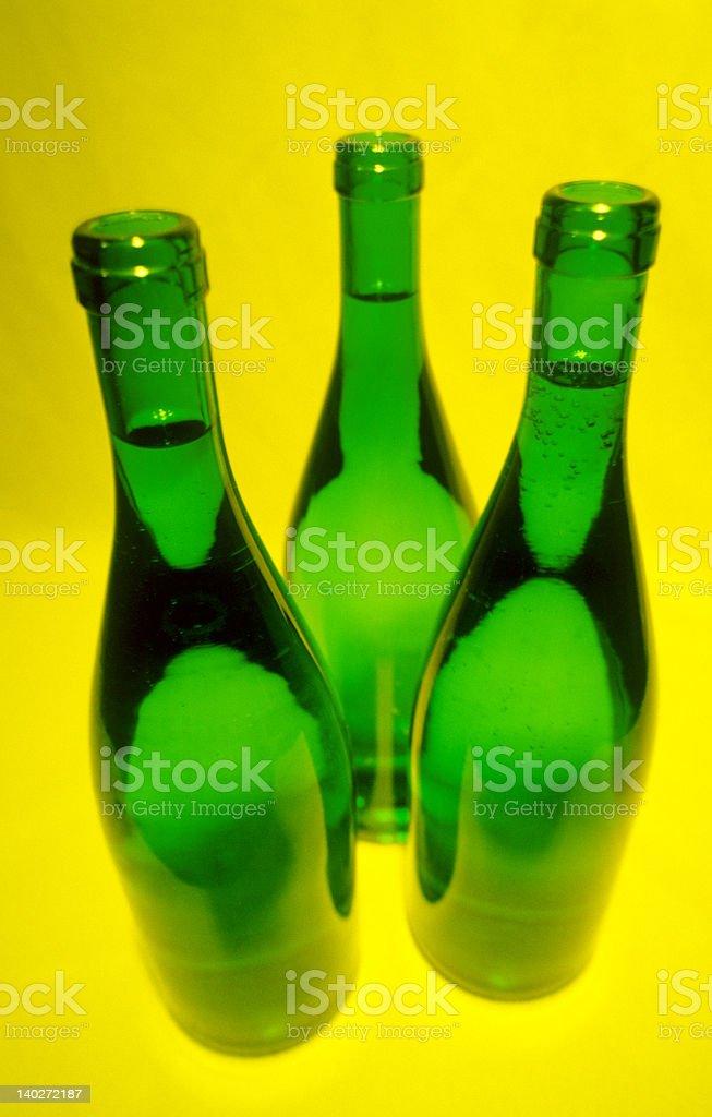 Grüne Flaschen – Foto
