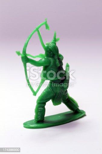 istock Green Bowman 174386930
