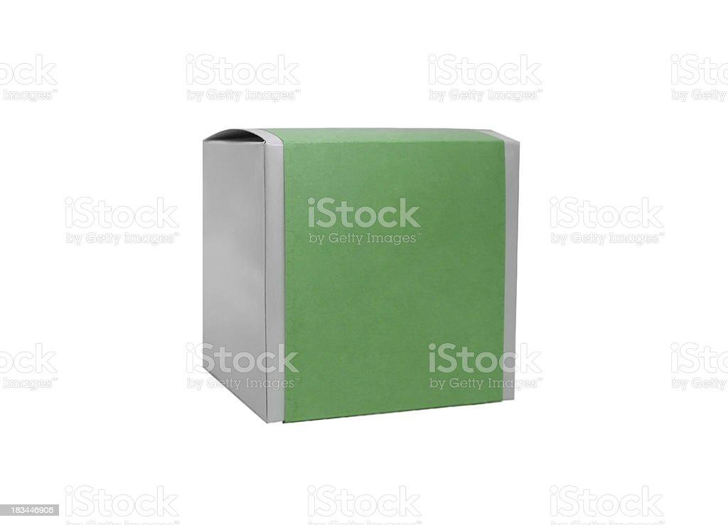 green box royalty-free stock photo