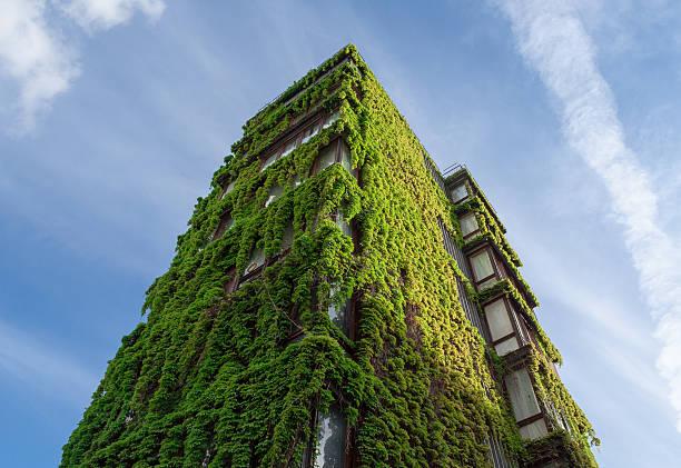 sustainable architecture stock photos