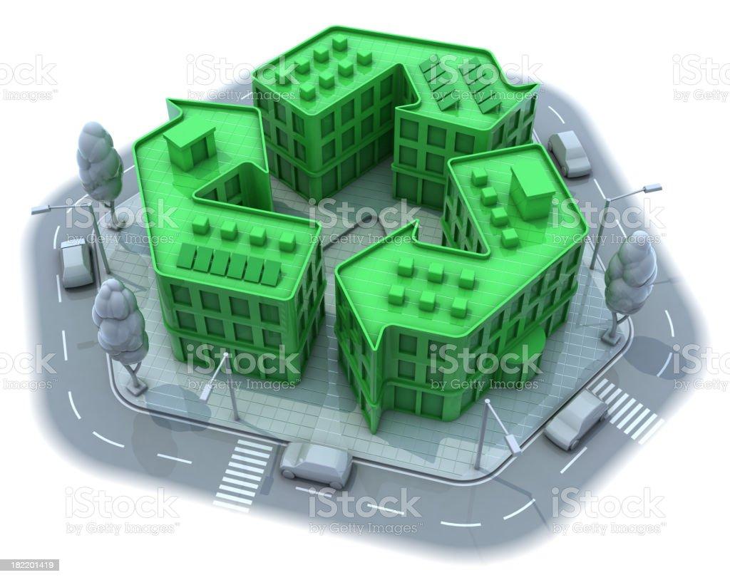 Green Building – Foto