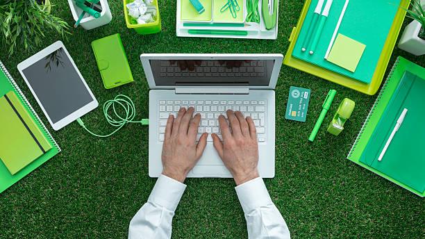 green business-konzept  - garden types stock-fotos und bilder