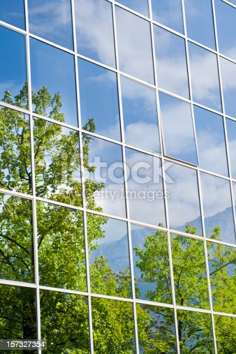istock Green Business Reflections 157327354