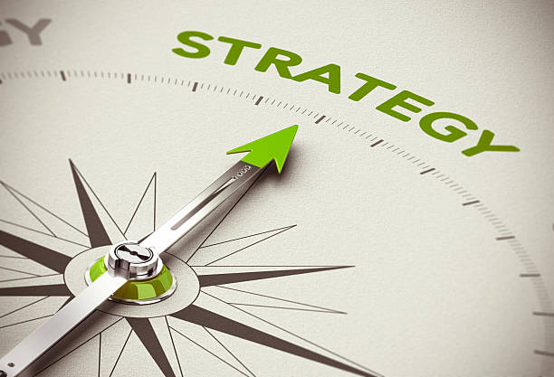 Strategia di Business verde - foto stock
