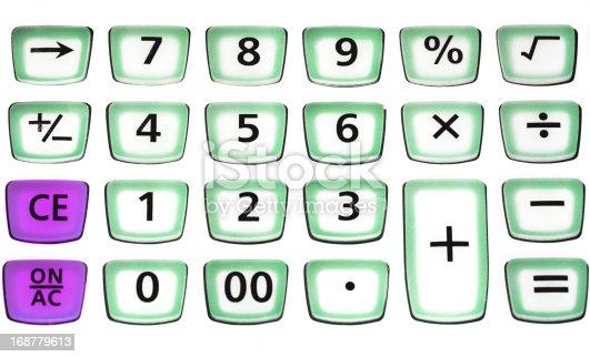 istock green calcultor button close up 168779613