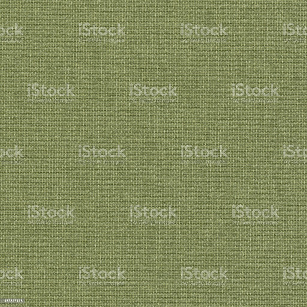 Green canvas texture royalty-free stock photo