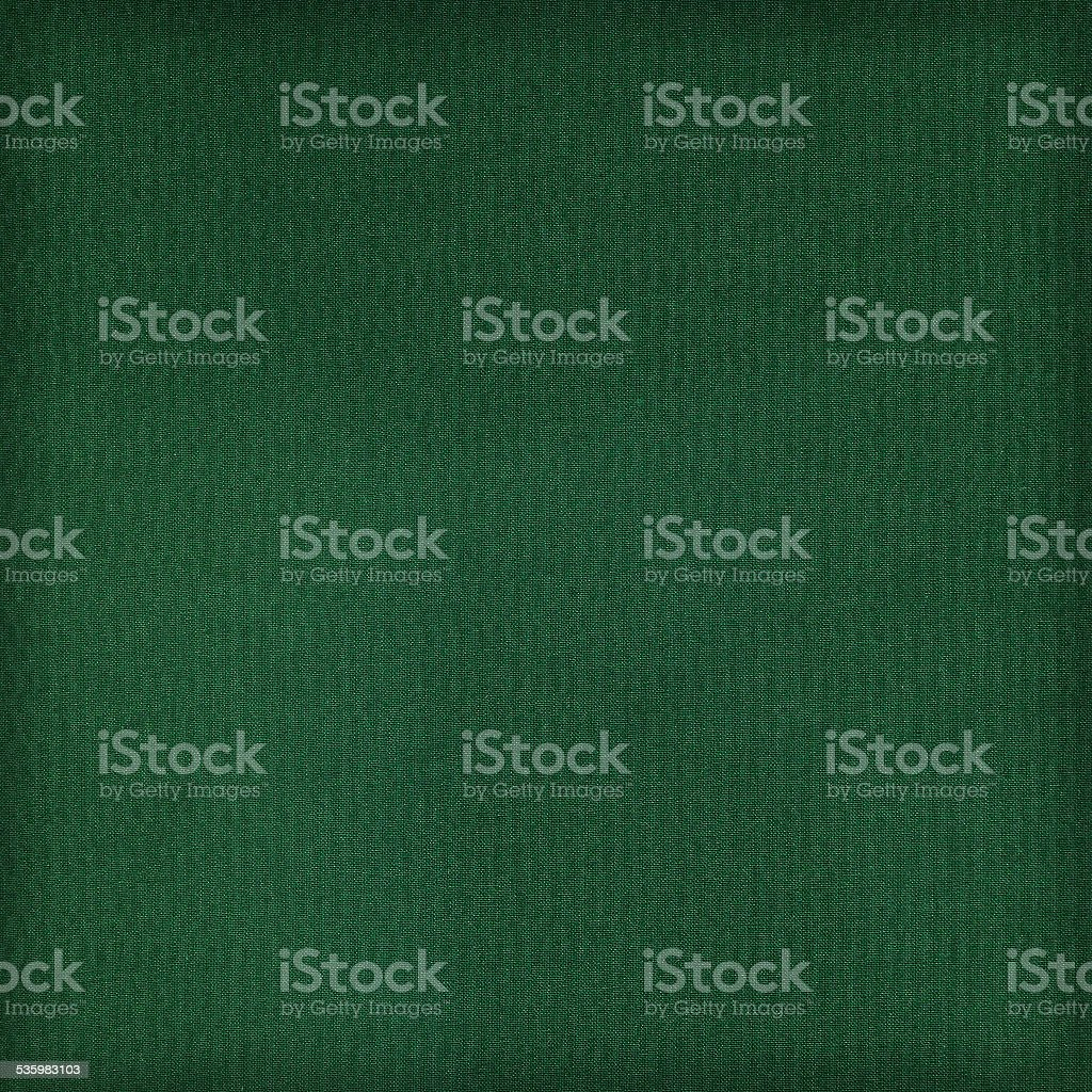 Green canvas texture stock photo