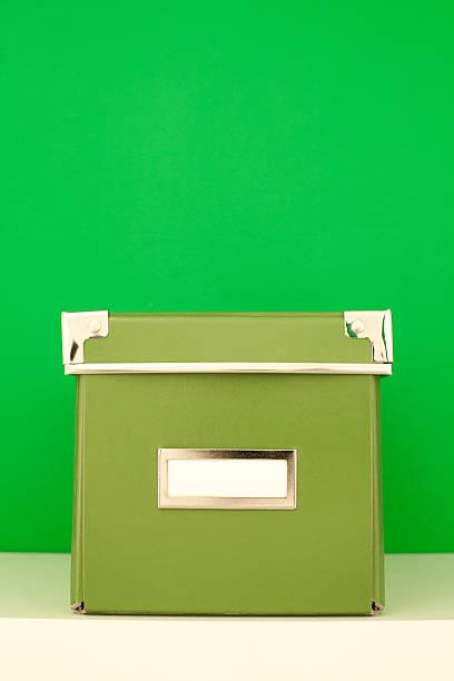 green Pappkarton – Foto