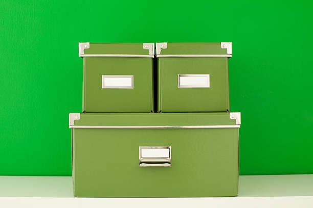 green Pappe Box – Foto