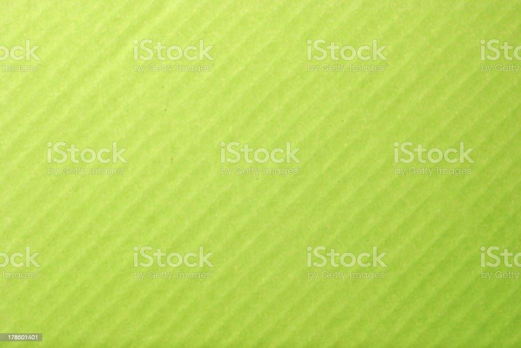 Green cardboard texture royalty-free stock photo