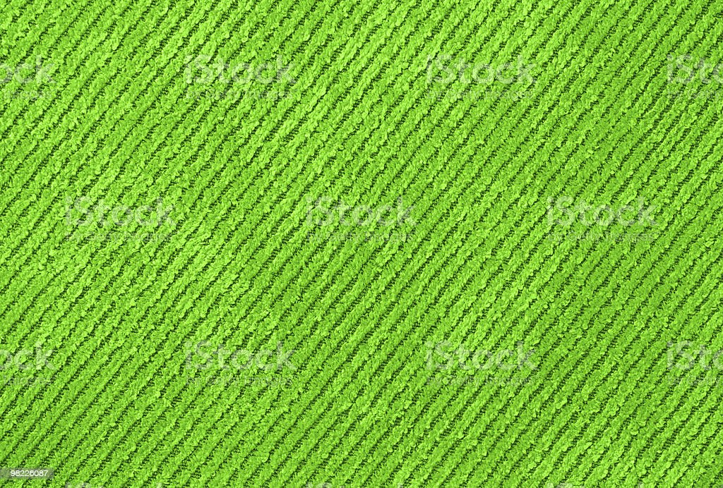 green carpet foto stock royalty-free