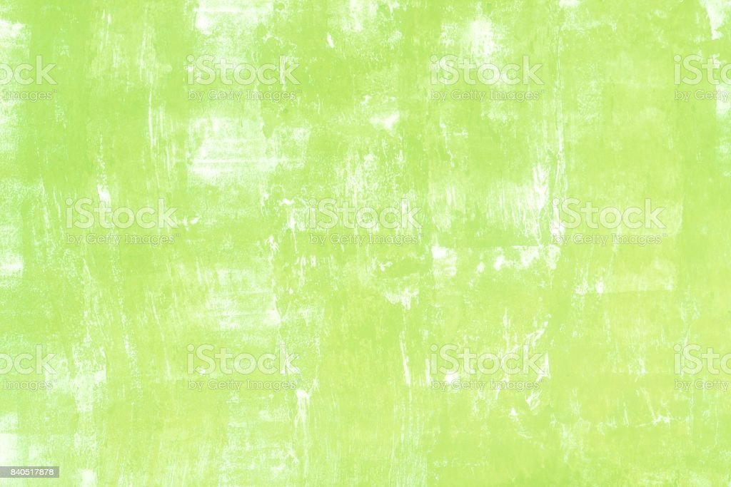 Green cement wall stock photo