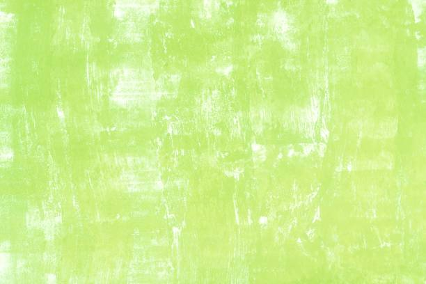 green cement wall - green background stock photos and pictures