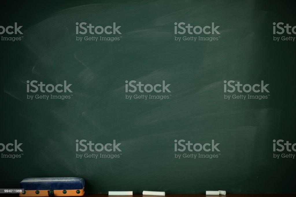 chalkboard Verde - foto de acervo