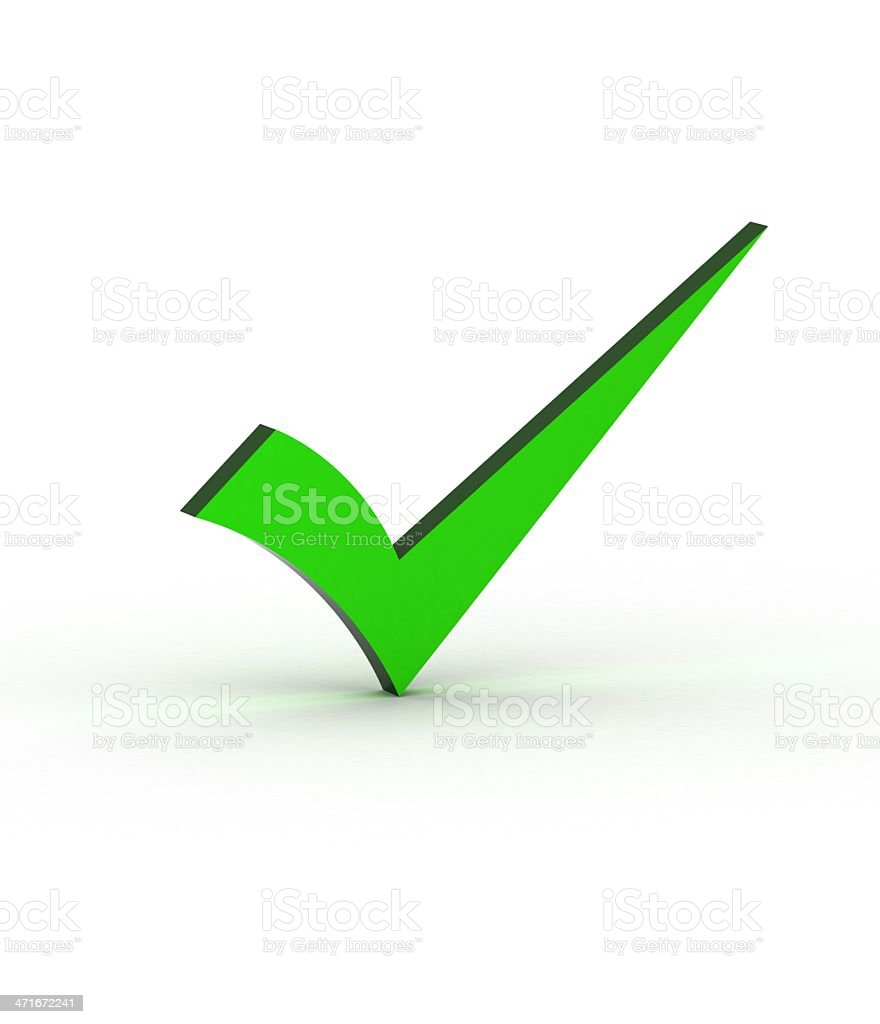 Green Checkmark Stock Photo More Pictures Of Agreement Istock