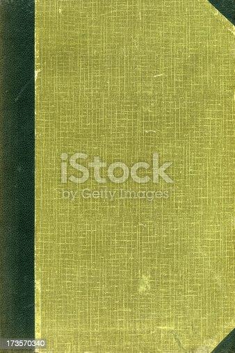 istock Green Classic Book Cover XXL 173570340