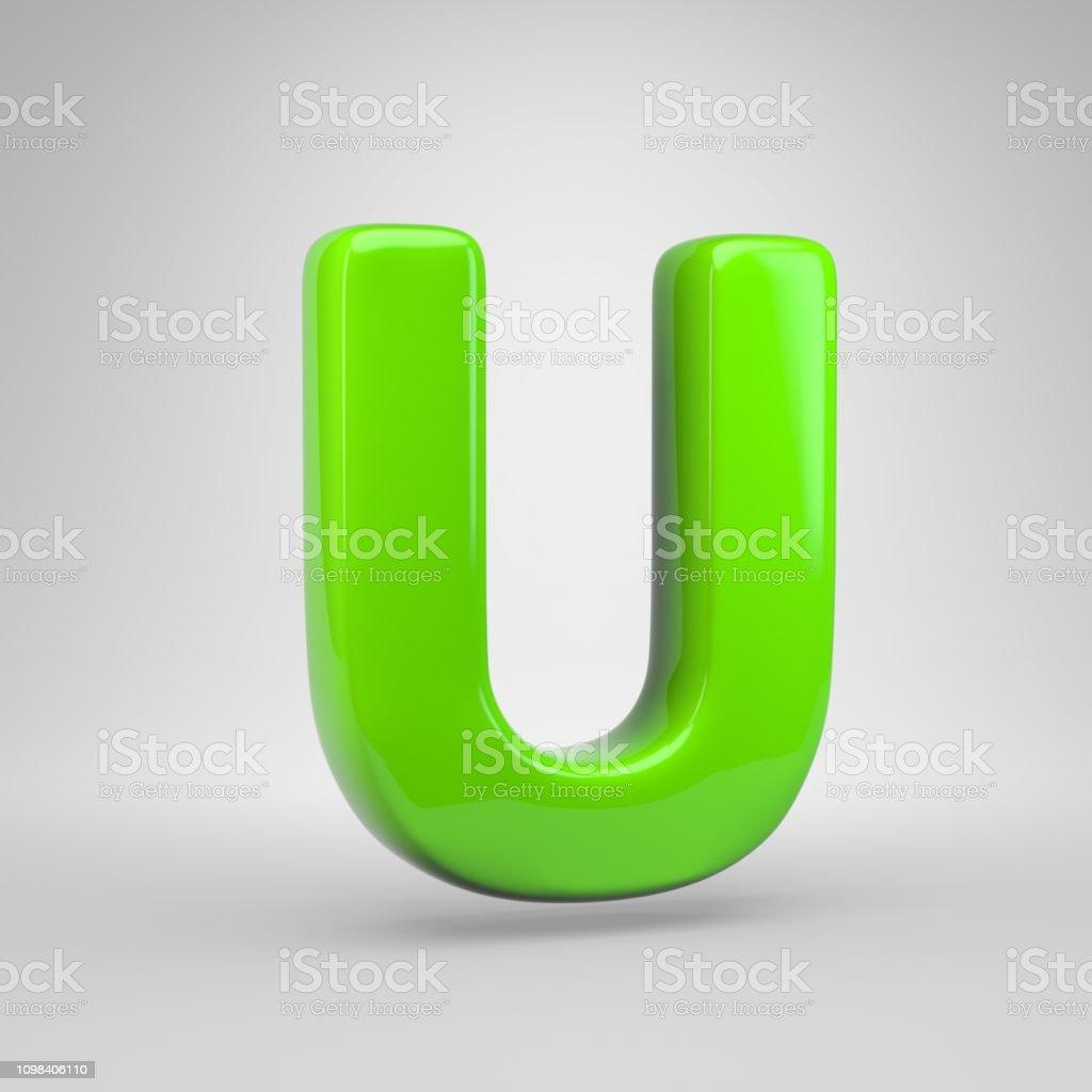 color con la u