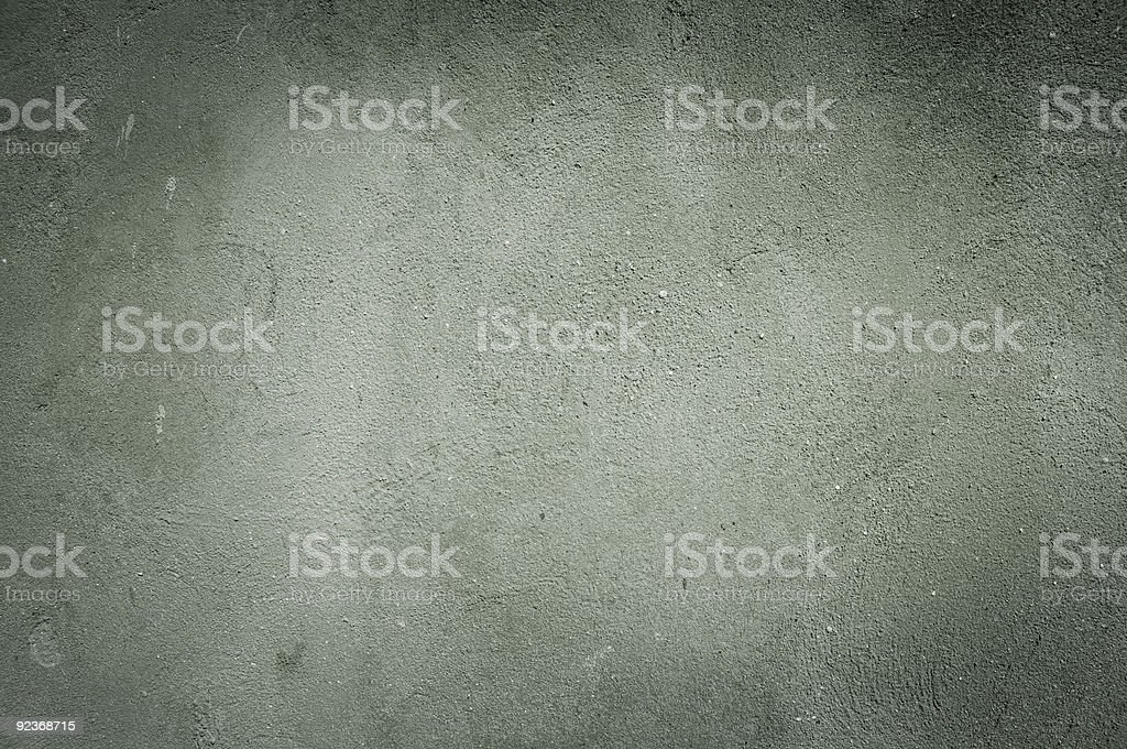green concrete wall royalty-free stock photo