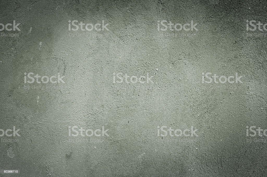 green concrete wall stock photo
