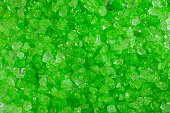 istock Green Crystal Rock Background 147078205