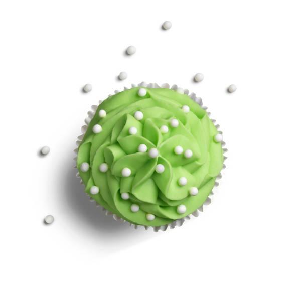 Green-Cupcake – Foto
