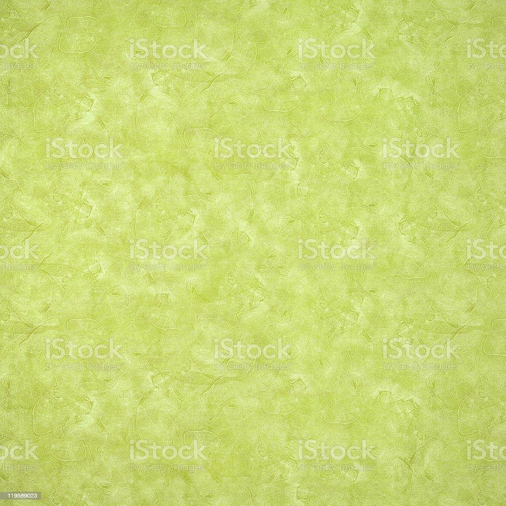 Green decoratove venetian stucco background stock photo