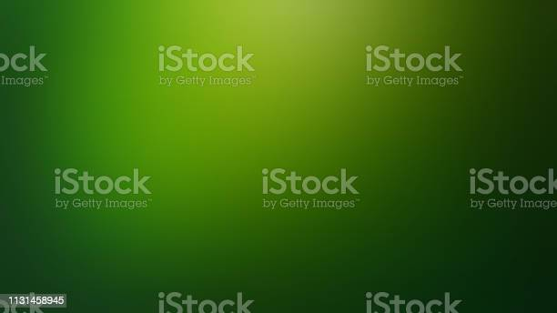 Photo of Green Defocused Blurred Motion Abstract Background