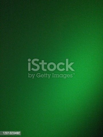 Green Gradient Defocused Blurred Motion Abstract Background