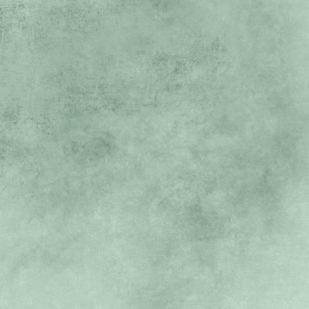 Green designed grunge texture. Vintage background with space for text or image – zdjęcie