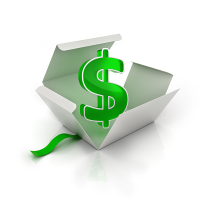 money transfer, saving account, payment, or simply money delivery.. 3D rendered concept.