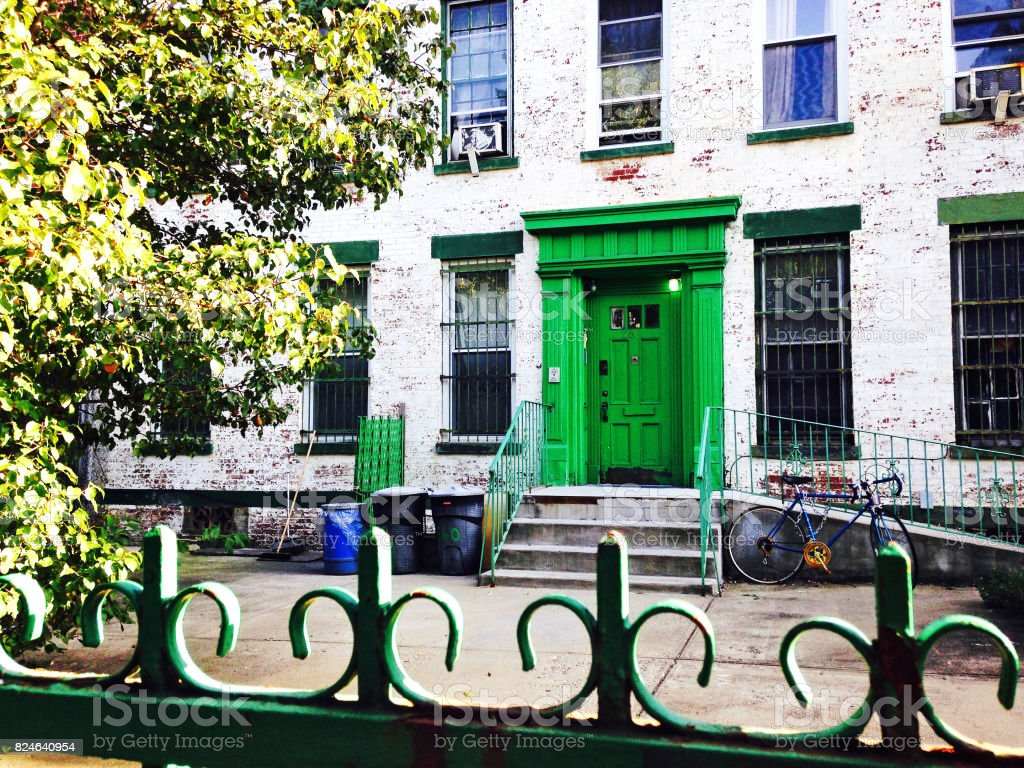 Green Door Stock Photo Download Image Now Istock