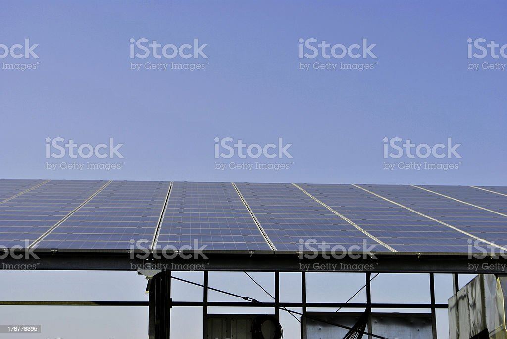 green economy royalty-free stock photo
