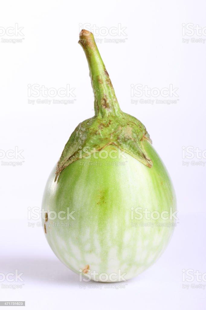 green eggplant royalty-free stock photo