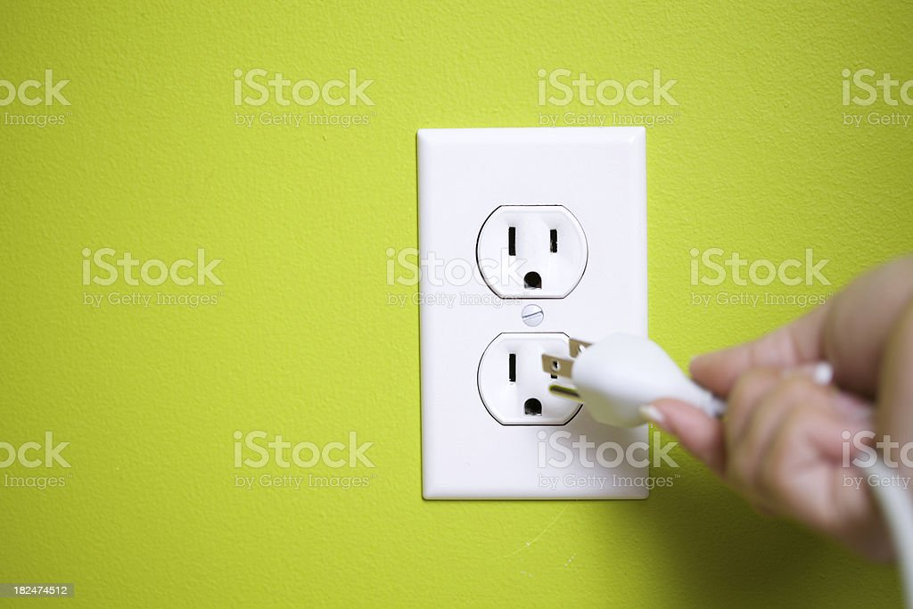 Green power outlet
