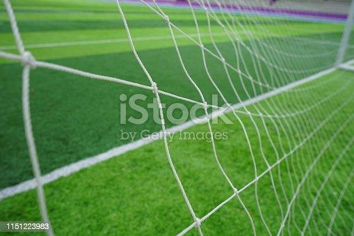 Soccer Goal, Goal - Sports Equipment, Europe, Goal Post, Public Park