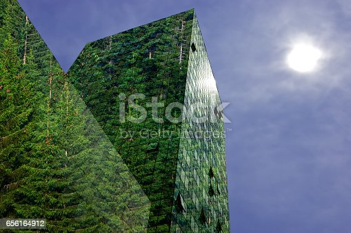 istock Green energy in the city 656164912