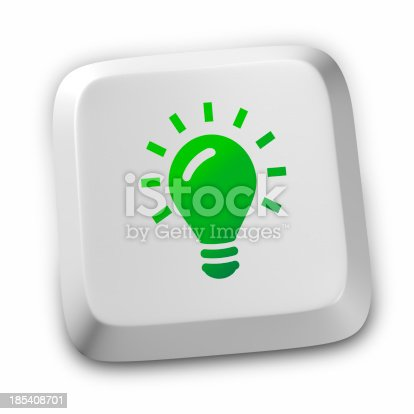 637573406istockphoto Green Energy Light Bulb 185408701